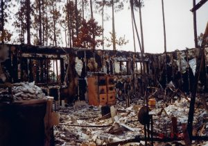 Residential Insurance Claim - Fire Damage Loss