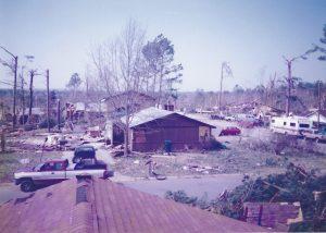 Residential Insurance Claim - Hurricane Damage Loss
